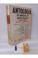 ANTOLOGÍA DE NOVELAS DE ANTICIPACIÓN QUINTA SELECCIÓN