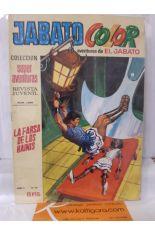 EL JABATO COLOR 44. LA FARSA DE LOS HAINIS