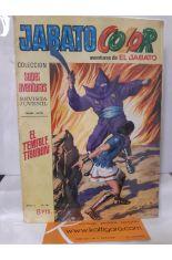 EL JABATO COLOR 46. EL TEMIBLE TIBURÓN