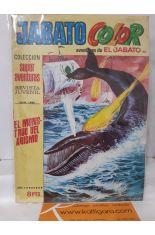 EL JABATO COLOR 135. EL MONSTRUO DEL ABISMO