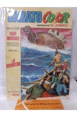 EL JABATO COLOR 142. LA HECHICERA