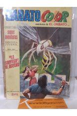 EL JABATO COLOR 170. LA SOMBRA AL ACECHO