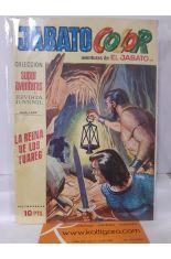 EL JABATO COLOR 171. LA REINA DE LOS