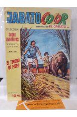 EL JABATO COLOR 188. EL TESORO DEL FIDEO