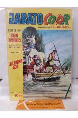 EL JABATO COLOR 189. LA LAGUNA AZUL
