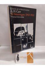 HISTORIA DE LA RUSIA SOVIÉTICA. EL INTERREGNO (1923-1924)