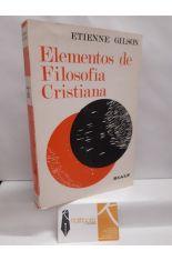 ELEMENTOS DE FILOSOFÍA CRISTIANA