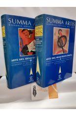 SUMMA ARTIS. ARTE DEL SIGLO XX EN ESPAÑA (I Y II)
