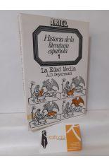 HISTORIA DE LA LITERATURA ESPAÑOLA 1. LA EDAD MEDIA