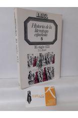 HISTORIA DE LA LITERATURA ESPAÑOLA 5, EL SIGLO XIX