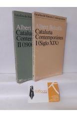 CATALUÑA CONTEMPORÁNEA I Y II (SIGLO XIX Y 1900-1939)