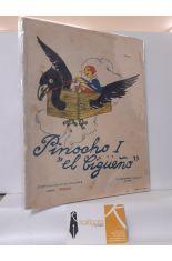 EL CIGÜEÑO. PINOCHO CONTRA CHAPETE 1.