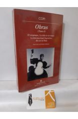 OBRAS (TOMO 1). EL URUGUAYO - LA VIDA ES UN TANGO - LA INTERNACIONAL ARGENTINA - RÍO DE LA PLATA