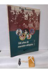 100 AÑOS DE MARATÓN OLÍMPICA 1896-1996