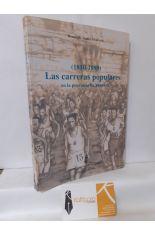 LAS CARRERAS POPULARES EN LA PROVINCIA DE VALENCIA (1810-1989)