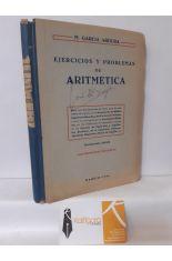 EJERCICIOS Y PROBLEMAS DE ARITMÉTICA. 1429 PROBLEMAS RESUELTOS.