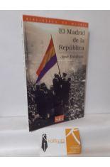 EL MADRID DE LA REPÚBLICA
