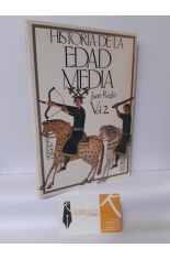 HISTORIA DE LA EDAD MEDIA VOL. 2