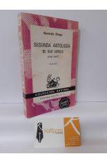 SEGUNDA ANTOLOGÍA DE SUS VERSOS (1941-1967)