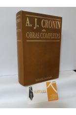 OBRAS COMPLETAS DE A.J. CRONIN. TOMO 3