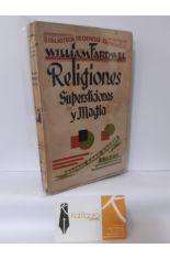 RELIGIONES, SUPERSTICIONES Y MAGIA