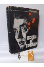 HISTORIA DEL ESPIONAJE