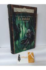 EL EXILIO (EL ELFO OSCURO - VOLUMEN II)