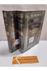 HISTORIA DE LA LITERATURA GRIEGA (TOMOS I Y II)