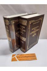 HISTORIA SOCIAL DE LA LITERATURA Y EL ARTE (TOMOS I Y II)
