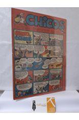 CHICOS Nº 518. AÑO XI, 9 DE ENERO DE 1949