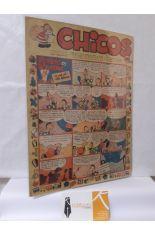 CHICOS Nº 519. AÑO XI, 16 DE ENERO DE 1949