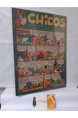 CHICOS Nº 521. AÑO XI, 30 DE ENERO DE 1949