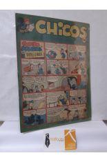 CHICOS Nº 525. AÑO XI, 27 DE FEBRERO DE 1949