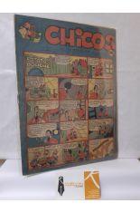 CHICOS Nº 528. AÑO XII, 20 DE MARZO DE 1949