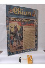 CHICOS Nº 496. AÑO XI, 18 JULIO DE 1948