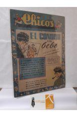 CHICOS Nº 492. AÑO XI, 20 JUNIO DE 1948