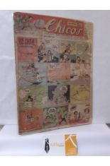 CHICOS Nº 422. AÑO IX, 2 FEBRERO DE 1947