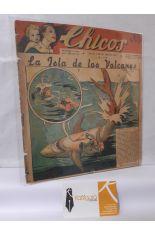 CHICOS Nº 174, AÑO IV, 20 DE JUNIO DE 1941. LA ISLA DE LOS VOLCANES