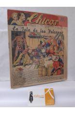 CHICOS Nº 178. AÑO IV, 30 DE AGOSTO DE 1941. LA ISLA DE LOS VOLCANES