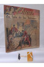 CHICOS Nº 182. AÑO IV, 10 DE OCTUBRE DE 1941. LA ISLA DE LOS VOLCANES