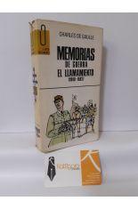 MEMORIAS DE GUERRA. EL LLAMAMIENTO (1940-1942)