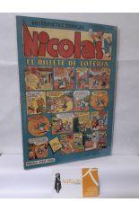 HISTORIETAS CÓMICAS NICOLÁS. EL BILLETE DE LOTERÍA
