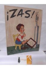 ¡ZAS! Nº 4. AÑO I, SEGUNDA QUINCENA ABRIL, 1945