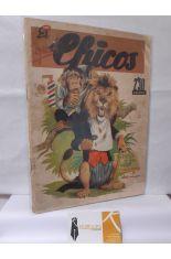 EL GRAN CHICOS Nº 1. AÑO I, OCTUBRE 1945
