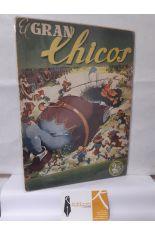 EL GRAN CHICOS Nº 4. AÑO I, FEBRERO 1946