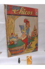 EL GRAN CHICOS Nº 7. AÑO I, MAYO 1946