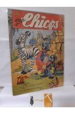 EL GRAN CHICOS Nº 10. AÑO I, AGOSTO 1946