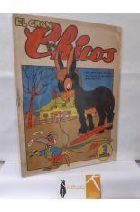 EL GRAN CHICOS Nº 21. AÑO II, AGOSTO 1947