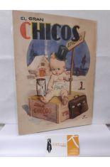 EL GRAN CHICOS Nº 24. AÑO II, ENERO 1948
