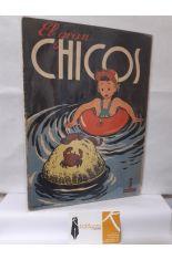 EL GRAN CHICOS Nº 31. AÑO III, AGOSTO 1948